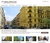 BERLINPOLICE - Der Unterschied in der Gebäudeversicherung