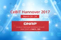 QNAP zeigt Thunderbolt-3-NAS auf der CeBIT
