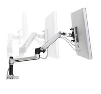 Neueste Monitorhalterungen von Ergotron bieten schlanke Designs mit viel Funktionalität für moderne Büros