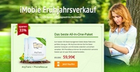 iMobie Frühjahrsverkauf - bis zu 50% Rabatt!
