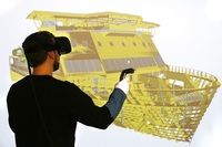 CeBIT 2017 - Fraunhofer IGD: Virtual Reality als neues Potential für Industrie 4.0