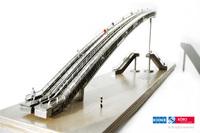 80,2 m: Rekordrolltreppe für Deutschland und Westeuropa.