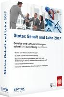 Stotax Gehalt und Lohn 2017 - mit kostenfreiem DEÜV-Modul