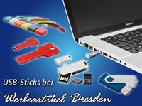 Die Vielfalt bedruckter USB-Sticks als Werbegeschenke