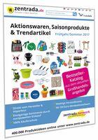 Zentrada startet mit Frühjahrs-Katalog in die Verkaufssaison