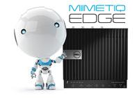 NEXIONA präsentiert den MIIMETIQ EDGE mit WATSON IoT PLATFORM auf der CeBIT