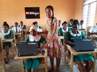PCBilliger: Notebooks für Ghana, Hilfsprojekt des Herzens