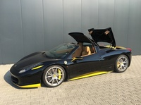 Mods4cars SmartTOP add-on soft top control is now available for Ferrari 458 Spider