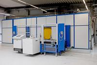 High-End-Entfettung bei der Richard Geiss GmbH:  Spezialist für Lösemittelaufbereitung investiert über zwei Millionen Euro in den neuen Geschäftsbereich der Lohnentfettung