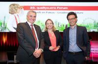 23. qualityaustria Forum: Zukunft 4.0 - Wie Unternehmen dynamische Veränderungen managen