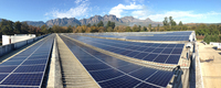 Photovoltaik in Südafrika: meteocontrol liefert Monitoringsystem