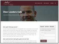 Leaders Cafe: Vertriebsexperte Martin Limbeck launcht Podcast