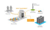 Vertiv™ präsentiert vollständig integriertes System für Mikro-Rechenzentren auf der CeBIT 2017