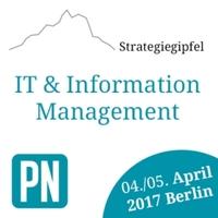 """Hyland auf dem Strategiegipfel """"IT & Information Management"""" in Berlin"""