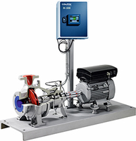 Colfax Fluid Handling zeigt Pumpen-Antriebslösungen zum Thema Energieeffizienz und Zuverlässigkeit