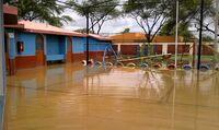 Chaos in Peru: SOS-Kinderdörfer stehen unter Wasser