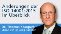 LRQA informiert: ISO 14001:2015 - Änderungen im Überblick