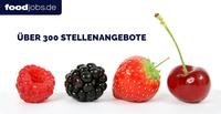 Für jeden Geschmack den passenden Job - foodjobs.de bietet über 300 Stellenangebote