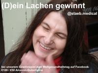 Bruxismus, CMD und Schmerz: Ein Lachen gewinnt