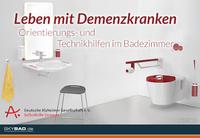 Orientierungshilfen und technische Hilfen im Badezimmer