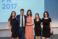 komm.passion gewinnt Internationalen Deutschen PR-Preis
