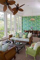 Tropisches Design ist 2017 wieder Trend
