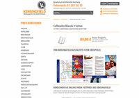 Bei Kensingfield: Selfmailer ab 89 Euro