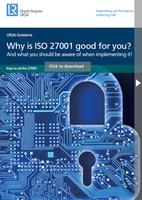 Warum ist die ISO 27001 gut für Sie?