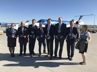 Erstflug von München nach Lublin, Polen am 27. März 2017 gestartet