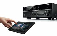 Home-Entertainment-Einstieg: Yamaha stellt Mehrkanal-Receiver RX-V383 und RX-V483 mit Dolby Vision, 4K-Ultra-HD und MusicCast-Anbindung vor