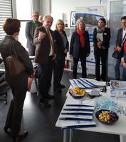 Hannelore Kraft besucht AKLEBIA in Witten