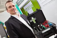 econ solutions bei den ARBURG Technologie-Tagen
