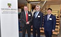 Außenwirtschaftstag des Landes Sachsen-Anhalt macht Mut für Außenhandel trotz aktuell schwieriger Weltmärkte