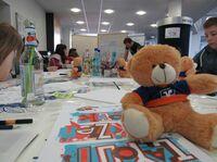 Zack, Boom, Bäng: Comic-Workshop der Volksbank ausgebucht