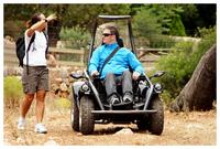 Mit dem Rollstuhl zur Mandelblüte auf Mallorca