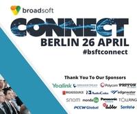 BroadSoft präsentiert auf der Connect 2017 Trends und neue Möglichkeiten für UC, Team Collaboration und Contact Center