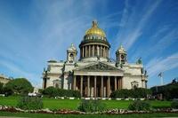 St. Petersburg in besonderem Licht
