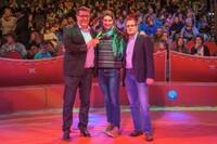 Goldmedaillen-Gewinnerin Carina Bär wird neue miteinander-Botschafterin!