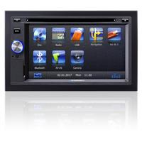Neues 2-DIN-Autoradio von Blaupunkt liefert Car-Multimedia