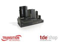 tde-Shop bietet Kunden vereinfachtes Bestellen von Transition Networks-Lösungen