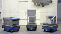 Mobile Industrial Robots präsentiert MiR200