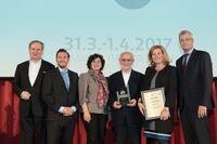 Life Achievement Award für Friedrich Glasl