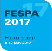 Live at the FESPA Europe 2017 Ghost White Toner Transfer