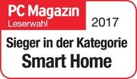 Leser von PC Magazin und PCgo haben gewählt: devolo Home Control beliebtestes Smart Home System 2017