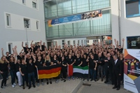 Deutsche Fachkräfte haben Chancen auf den Thron in Abu Dhabi