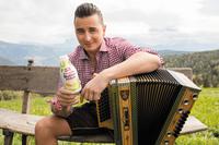 Einfach erfrischend: So kommt Andreas Gabalier auf Touren