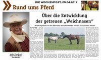 """Andre Engelhardt und die """"Kleine Geschichte der treuen Weichnasen"""""""
