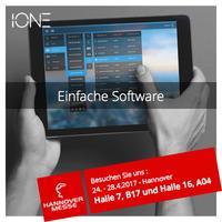 Einfache Software für die Industrie