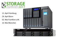 QNAP goes STORAGE Technology Conference
