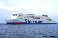 Stena Line erreicht Nachhaltigkeitsziele
